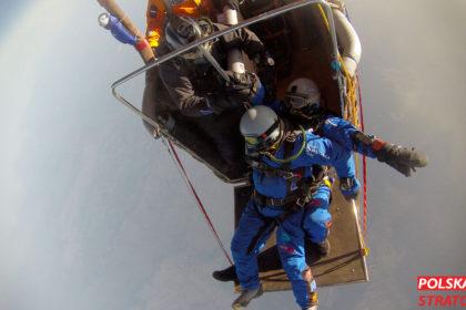 Polska Stratosfera rekord świata