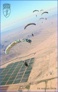 spadochrony JW GROM
